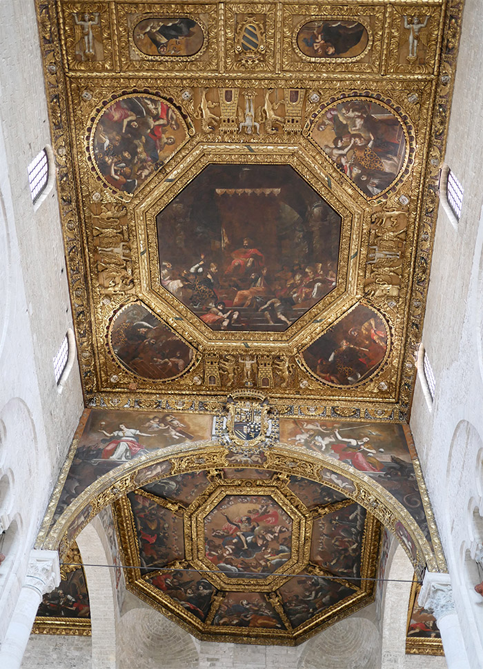 basilique saint nicolas bari pouilles