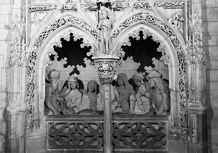 abbeville saint sepulcre eglise