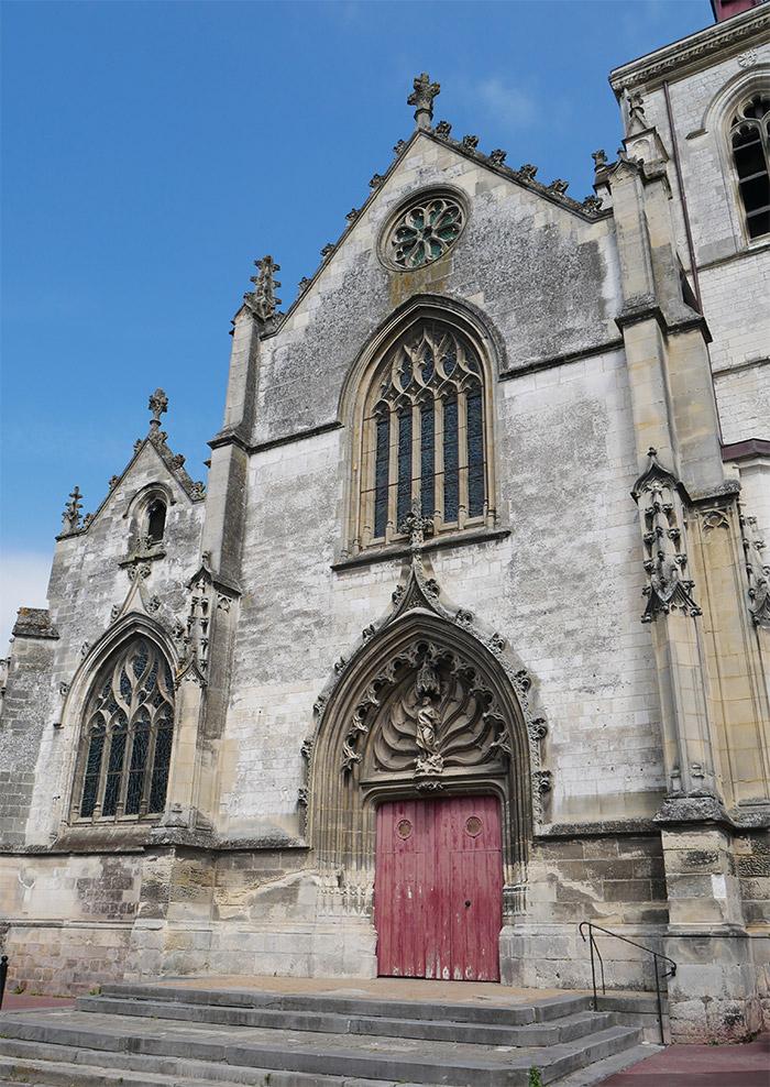 abbeville eglise saint sepulcre