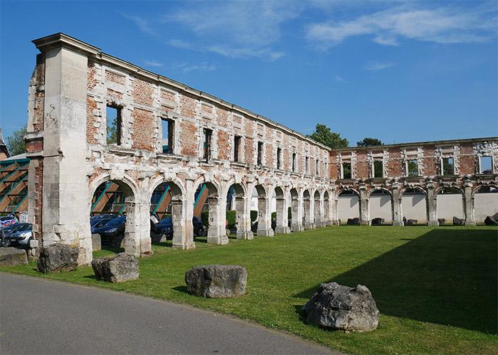 abbeville ancien couvent des ursulines