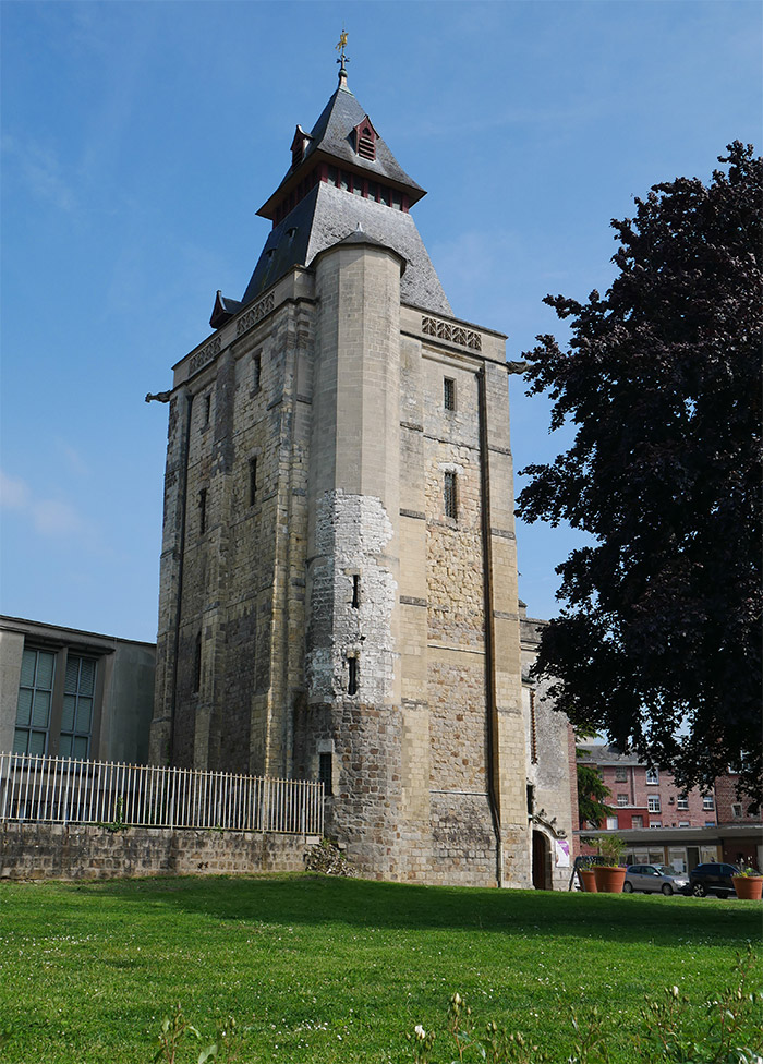 beffroi abbeville picardie somme