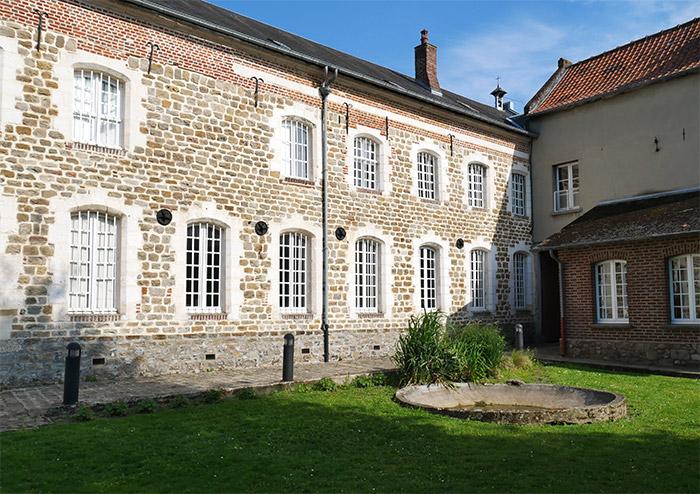 abbeville ancien monastère du carmel